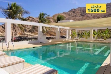 Muscat Hills Resort - letní dovolená