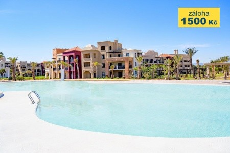 Oásis Saidia Palace Beach & Spa - letecky all inclusive