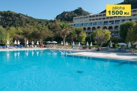 Lti Grand Hotel Glyfada, Řecko, Korfu