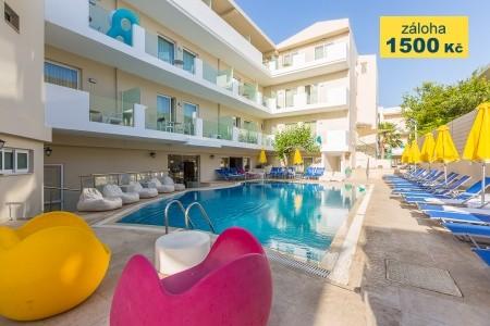 Dimitrios Beach Hotel All Inclusive First Minute