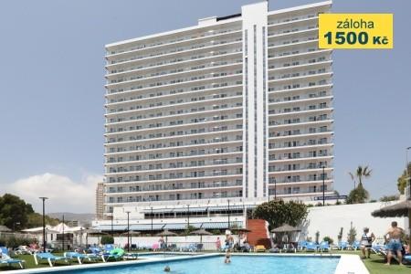 Poseidon Playa Hotel - letní dovolená u moře