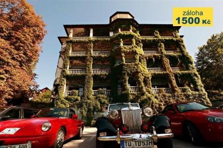 Hotel Jadran - v červenci