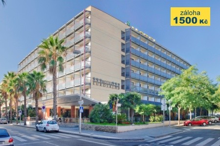 Hotel Eurosalou - v květnu