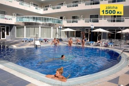 Hotel Santa Monica Playa - hotel