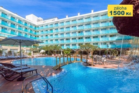 Hotel H10 Delfin - letní dovolená u moře