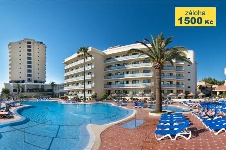Hotel Puente Real - v září