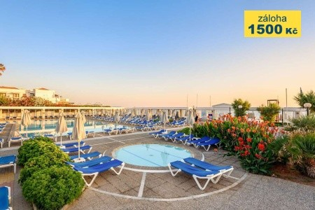 Hotel Annabelle Beach Resort - letecky all inclusive