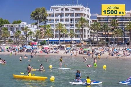 Hotel Casablanca Playa - v srpnu