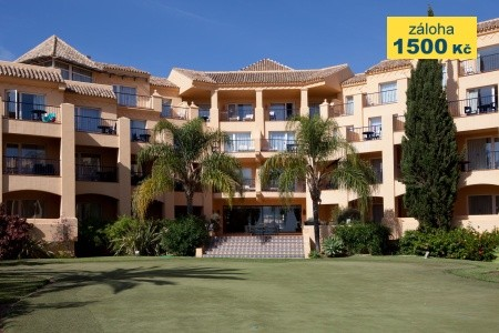 Hotel Guadalmina Spa & Golf Resort - letecky z budapešti