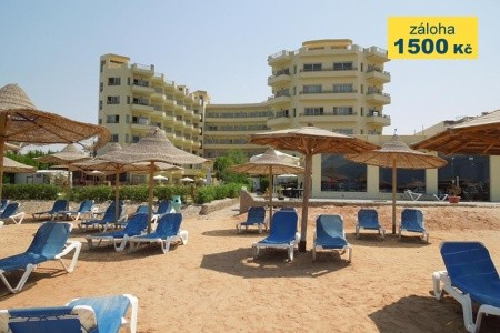 Magic Beach Hotel Hurghada