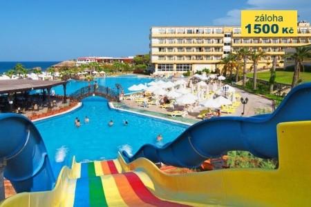 Acapulco Beach & Spa Resort 50+, Kypr, Severní Kypr