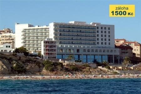 Hotel Bahia Calpe By Pierre Et Vacances Polopenze