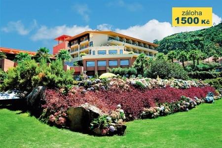 Hotel Montemar Palace, Madeira,