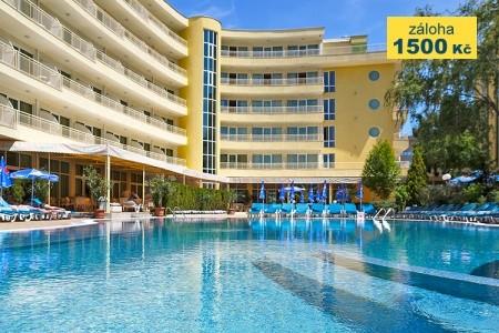 Hotel Wela - luxusní dovolená
