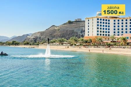 Hotel Oceanic Khorfakkan Resort & Spa