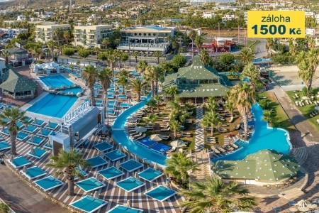 Star Beach Village & Waterpark - letecky all inclusive