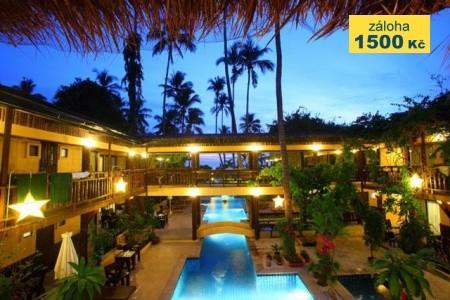Phra Nang Inn Resort - v květnu