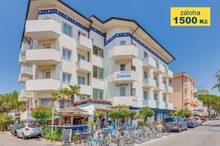 Garni Hotel Serena - Last Minute a dovolená