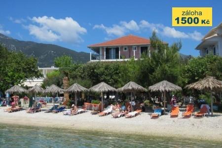 Delfini Penzion - Hb 50+, Řecko, Lefkada