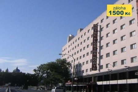 Hotel City House Florida Norte By Faranda - v květnu