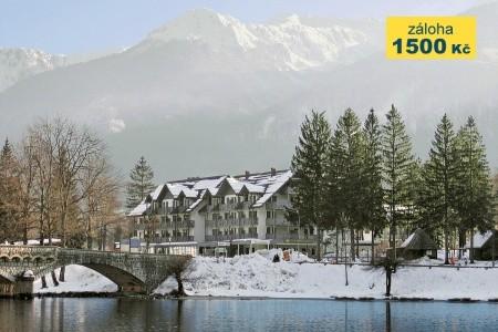 Hotel Jezero - v srpnu