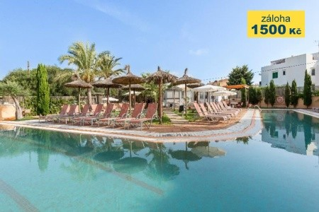 Playa Ferrera Apartments - v květnu