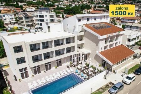 Hotel Akapulco, Černá Hora - ubytování