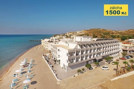 Islands Resorts Maya (Ex Valynakis Beach), Řecko, Kos