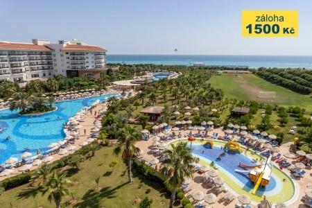 Hotel Seaden Sea World Resort & Spa - v červnu