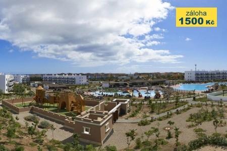 Melia Dunas Beach Resort - na pláži