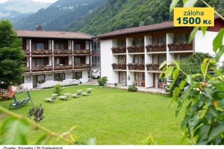 Hotel Silvretta - first minute