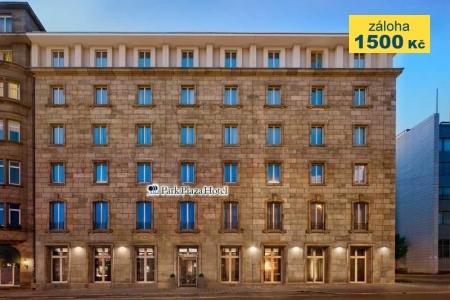 Hotel Park Plaza Nuremberg - v srpnu