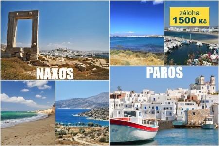 Island Hopping - Naxos + Paros - Last Minute a dovolená