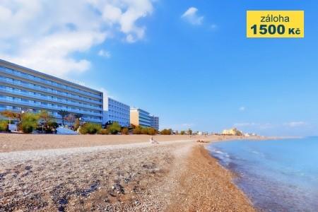 Mediterranean Hotel - v říjnu