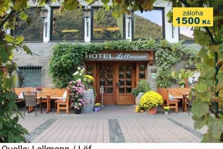 Hotel Lellmann ***s. - v srpnu