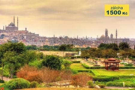 Víkend V Káhiře - levně
