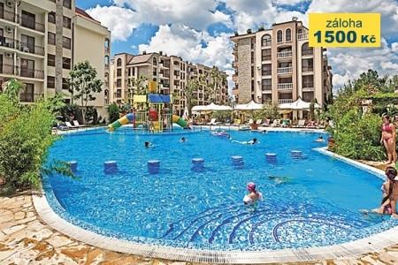 Hotel Cascadas Family Resort - levně