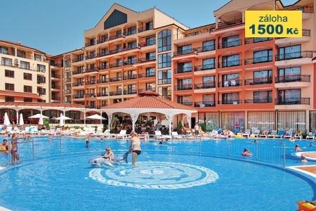 Hotel Diamant Residence Hotel & Spa - dovolená
