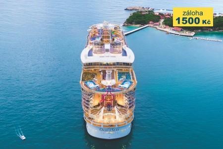 Usa - Východní Pobřeží, Usa, Bahamy Z Cape Liberty Na Lodi Oasis Of The Seas - 393961290P