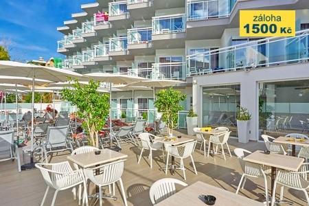 Hotel Bq Amfora Beach Polopenze