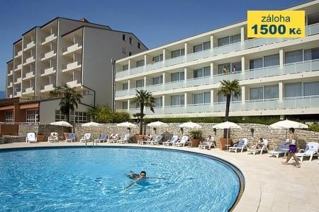 Hotel Miramar - v říjnu