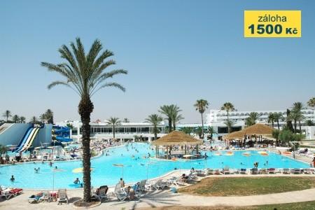 Thalassa Sousse Resort & Aquapark - letní dovolená u moře