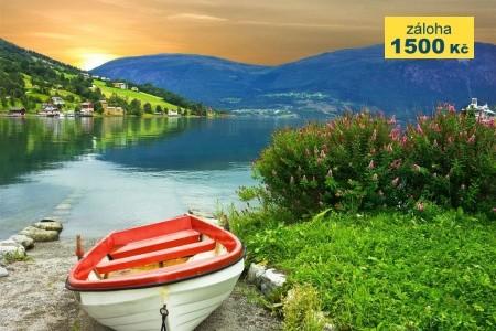Costa Fortuna - Severná Európa