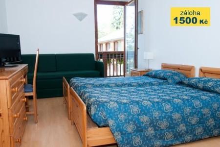 Hotel Monteverde *** - v září