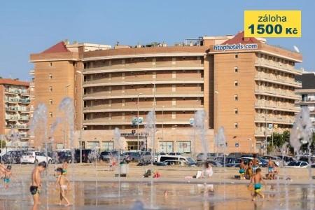 H.top Royal Sun Suites - Santa Susanna - hotel