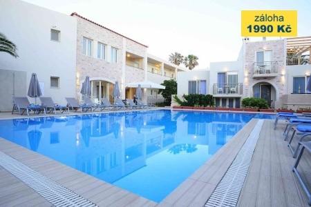 Hotel Maravel Star Art, Řecko, Kréta