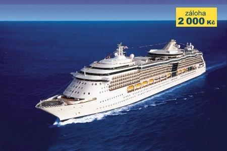 Usa, Curacao, Aruba, Bonaire, Svatá Lucie, Antigua A Barbuda Na Lodi Serenade Of The Seas - 393870022