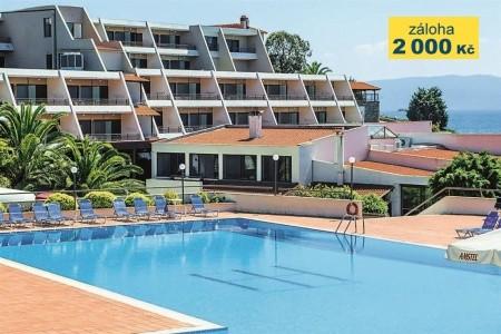Hotel Theoxenia - v červenci