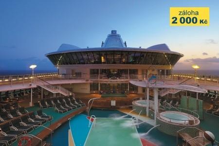 Usa, Barbados, Grenada, Dominika, Svatý Martin Ze San Juan Na Lodi Jewel Of The Seas - 393869216