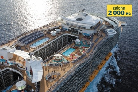 Usa, Svatý Martin, Španělsko Na Lodi Oasis Of The Seas - 393866392